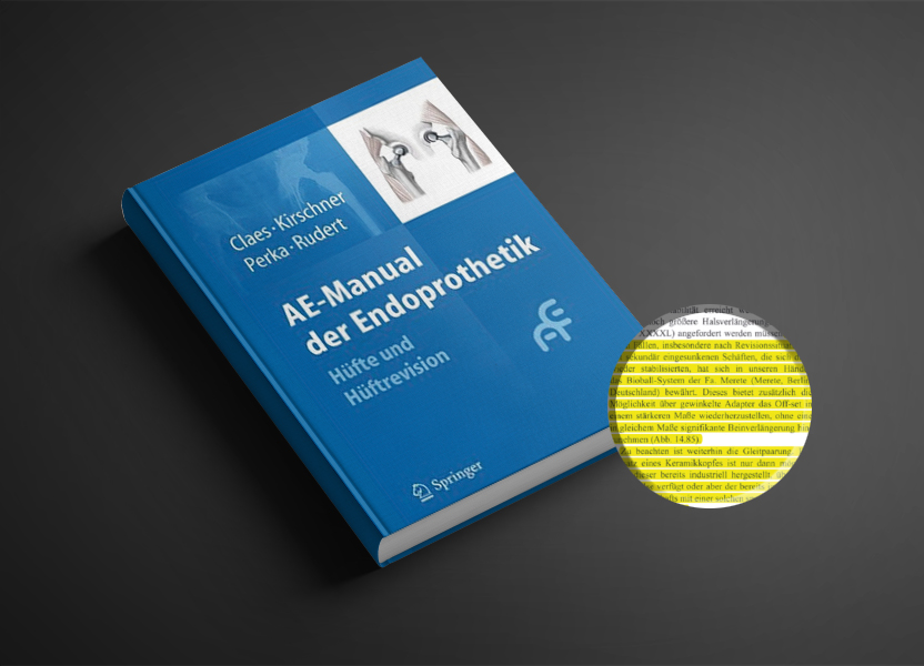 Titel AE-Manual der Endoprothetik
